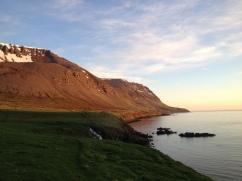 Isafjodur, Westfjords